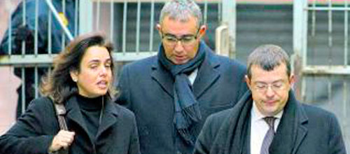 La mujer de Torres reclama el mismo trato que la infanta Cristina