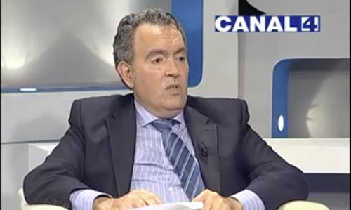 Un empresario abandona el PP en directo