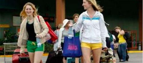Baleares recibe un 9,6% más de turistas extranjeros hasta abril