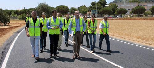 El tramo viario de Son Servera a Cala Millor será reconstruído