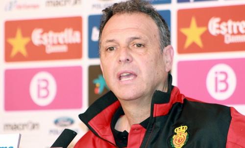 Joaquín Caparrós, nuevo entrenador del Levante