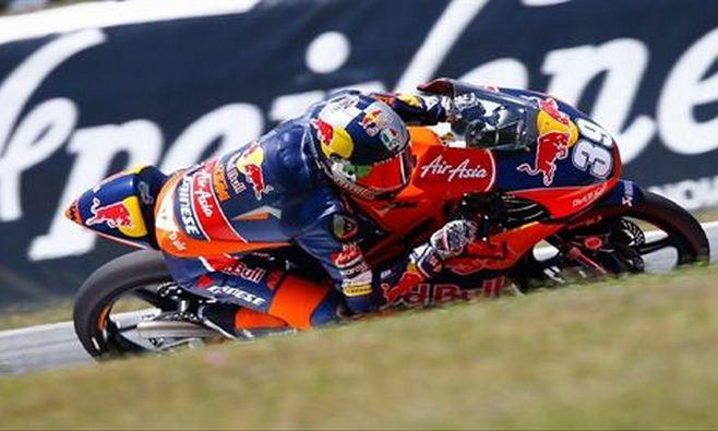 Luis Salom se corona en el GP de la República Checa