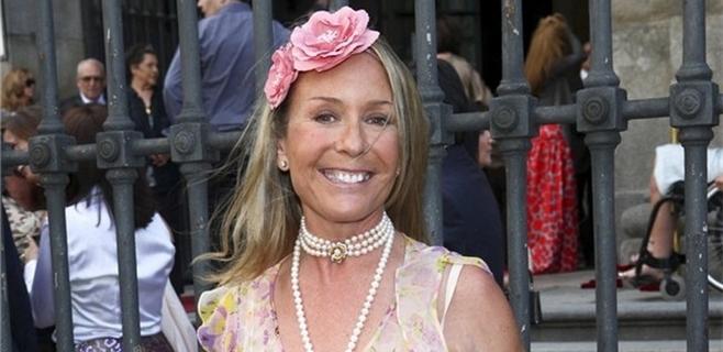 Marina Castaño se casa y deja de ser marquesa