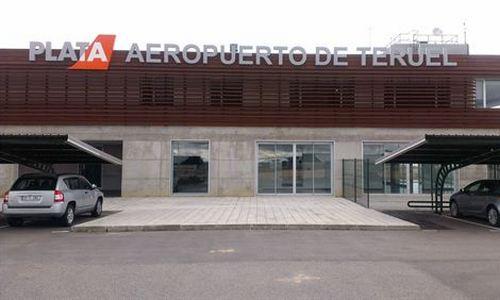 El Aeropuerto de Teruel, idóneo para viajes espaciales