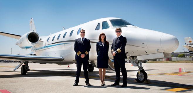 Air europa lanza una divisi n de jets privados - Terminal ejecutiva barajas ...