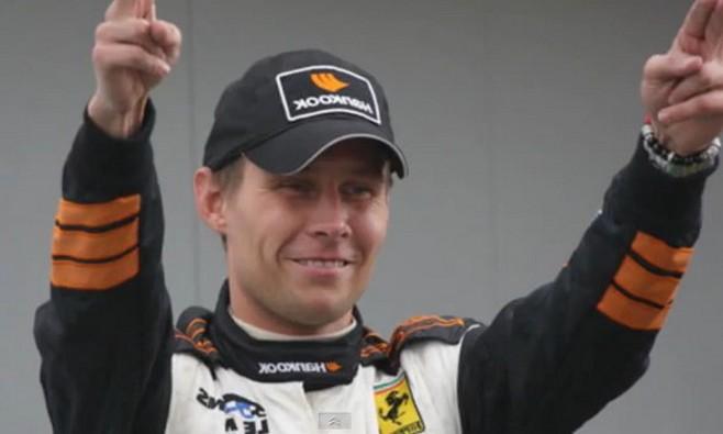 Fallece el piloto Allan Simonsen en las 24 Horas de Le Mans