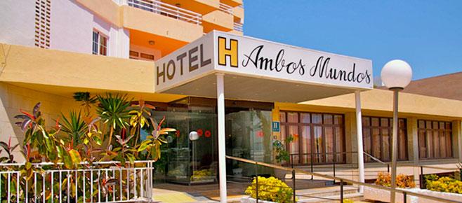 Fallece el turista ca�do de un tercer piso de un hotel de S'Arenal