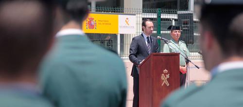 Calviá ya cuenta con un nuevo acuertalamiento de la Guardia Civil