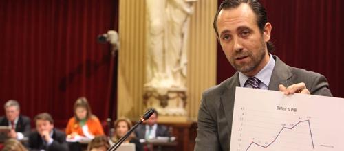 Bauzá no comparecerá en el Parlament por los expedientes a directores