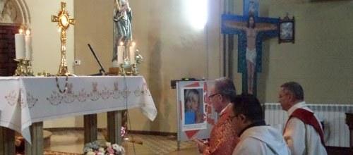 Salinas inaugura la primera capilla de adoración abierta las 24 horas del día