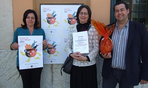 Marratxí presenta el cartel de las fiestas de Sant Marçal 2013