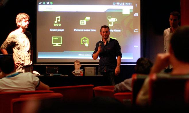 Creada en Mallorca la primera app de control domótico