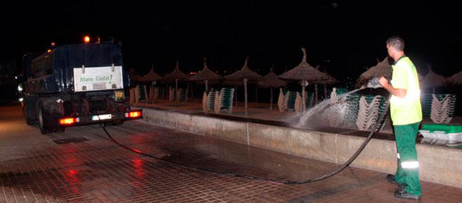 Emaya recoge 11 toneladas de residuos de la
