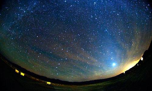Una lluvia de estrellas poco conocida se espera el día 11