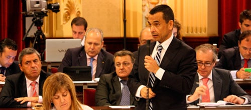 García reconoce 32 despidos declarados nulos en el Sector Público