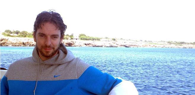 Pau Gasol recomienda Menorca