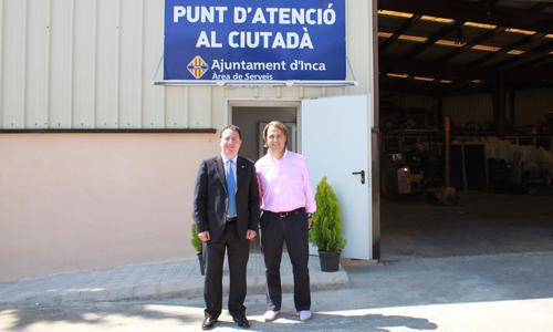 Inca reestructura el área de Serveis para ganar eficiencia
