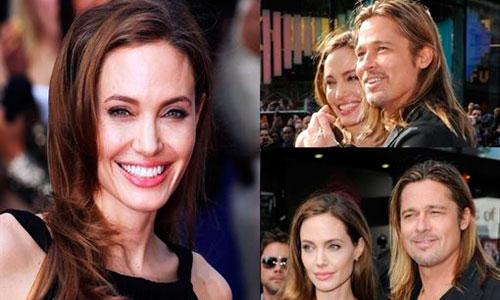 Espectacular reaparición de Angelina Jolie tras su doble mastectomía