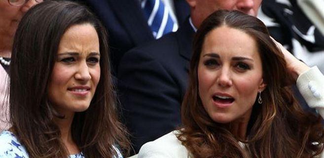 Kate a Pippa: