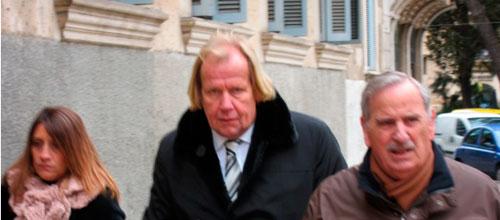 Condenado el exdirector fianciero de Kühn & Partner, Martín Font