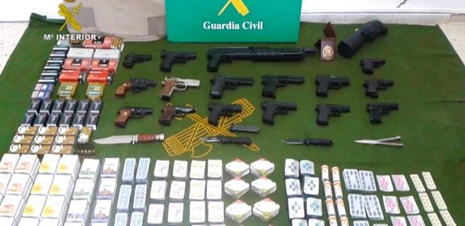 Intervenidas más de 250.000 unidades de medicamentos ilegales