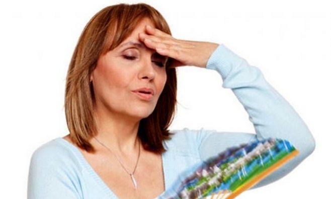 La culpa de la menopausia es de los hombres