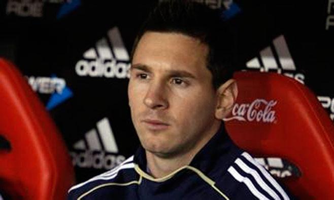 Messi paga