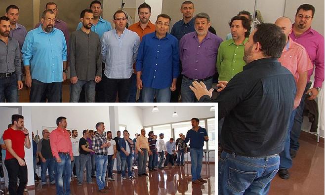El Mallorca Gay Men's Chorus presenta su primer proyecto