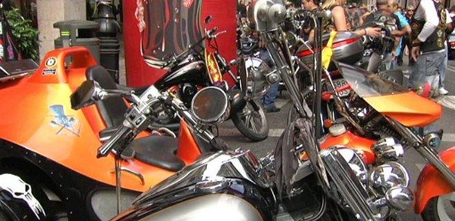 Los amantes de las motos se citan en el Moto Rock Mallorca
