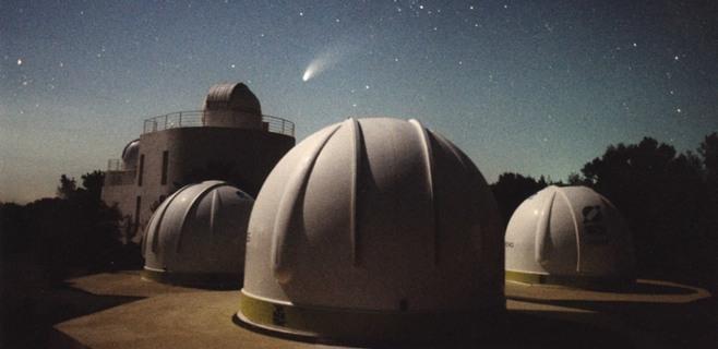 El Planetarium ofrece cursos de astronomía a la carta