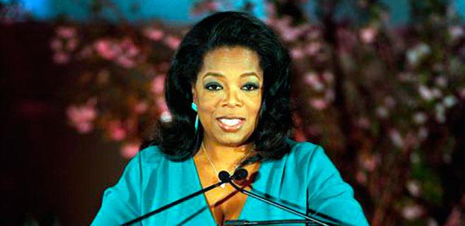 Oprah es la famosa más poderosa, según Forbes
