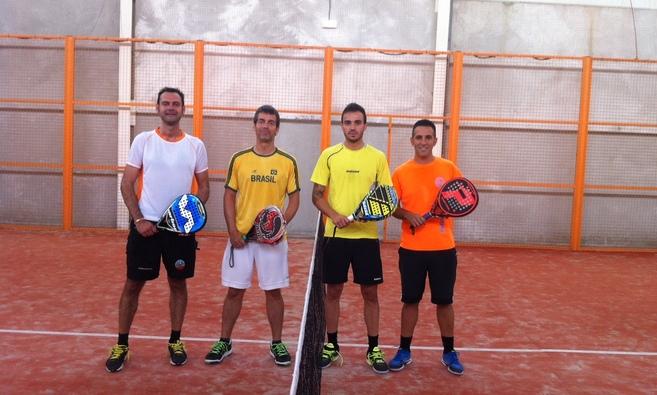 Criba de clasificados en el torneo mallorcadiario.com