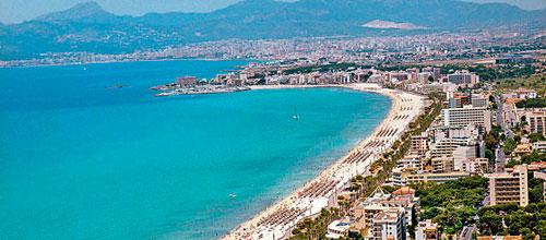 Los hoteles de Playa Palma de 4 y 5 estrellas podrán levantar 2 plantas más