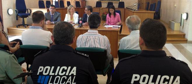 Llega a Mallorca la Policía especializada en seguridad turística