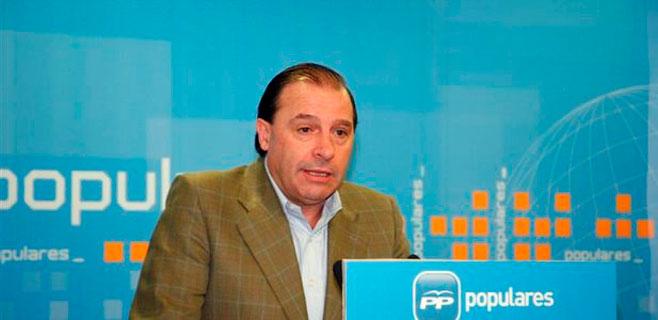 Pujalte pide cuentas a Castro por la filtración del informe sobre la Infanta