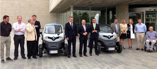 El Govern instalará 2.000 puntos de recarga para vehículos eléctricos
