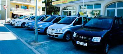 Los rent a car de Baleares aumentaron un 2,7% sus ingresos en 2012