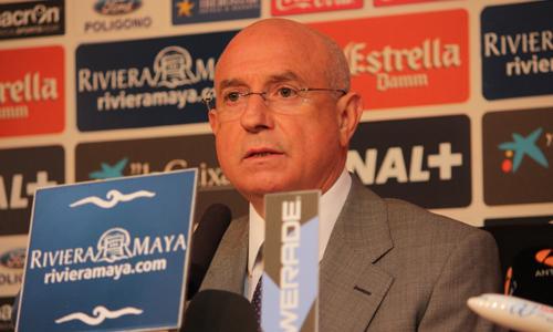 Serra Ferrer confirma negociaciones avanzadas con Paco Herrera