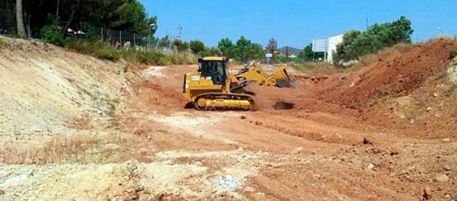 Empieza la reconstrucción de la carretera Son Servera-Cala Millor