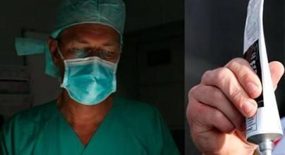 El Superglue salva la vida de un bebé