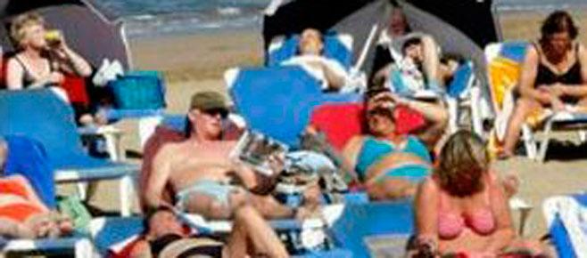 Baleares recibe un 11,5% más de turistas extranjeros de enero a mayo