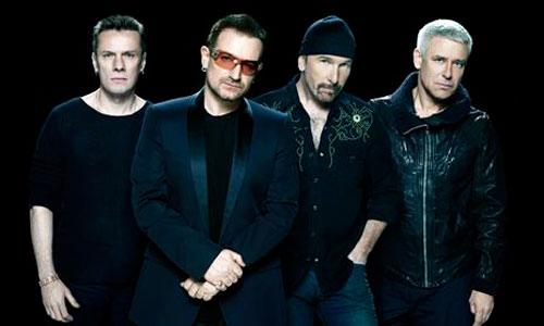 El nuevo disco de U2, a finales de año