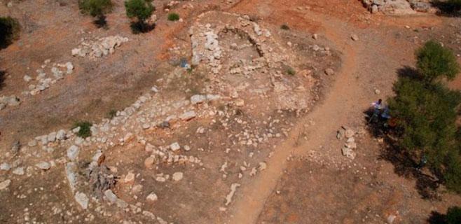Recreación Prehistórica en Closos de Can Gaià