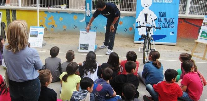 Endesa enseña a 9.700 alumnos el valor de la energía