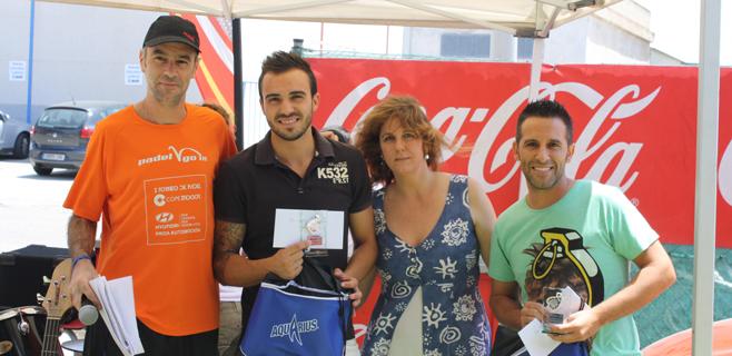 Biel Suau y Arnau Losada, ganadores del torneo