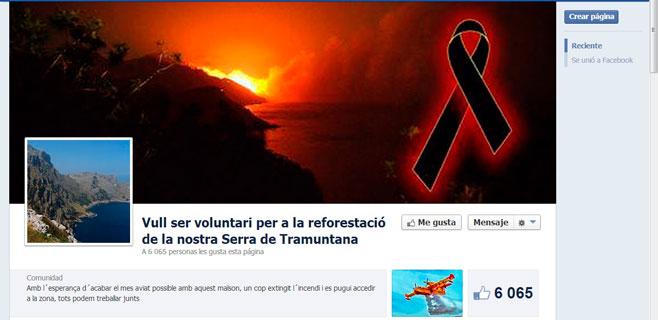Las redes se vuelcan con la Serra