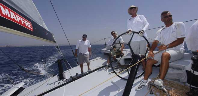 El Real Club Náutico de Palma ha entrado en modo regata