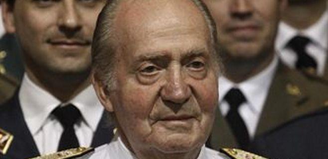 Ronda de audiencias del Rey Juan Carlos con las autoridades de las Islas