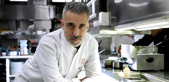 Arola pacta con hacienda y reabre el restaurante - Restaurante sergi arola madrid ...