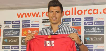 Agus se convierte en el segundo fichaje del Mallorca